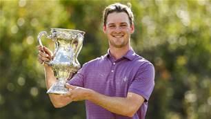 Aussie Lukas Michel wins US Mid-Amateur