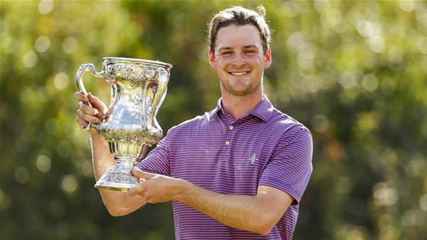 Aussie Lukas Michel wins US Mid-Amateur