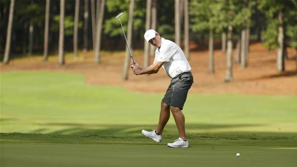 US Senior Amateur: Royak & Newsom advance to final