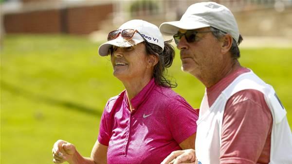 US Senior Women's Amateur: Aussie Wooster leads quarter-final charge