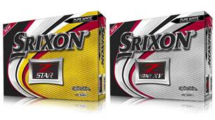 New Srixon Z-Star series faster to the core