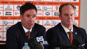 Roar still pursuing Queensland A-League hub