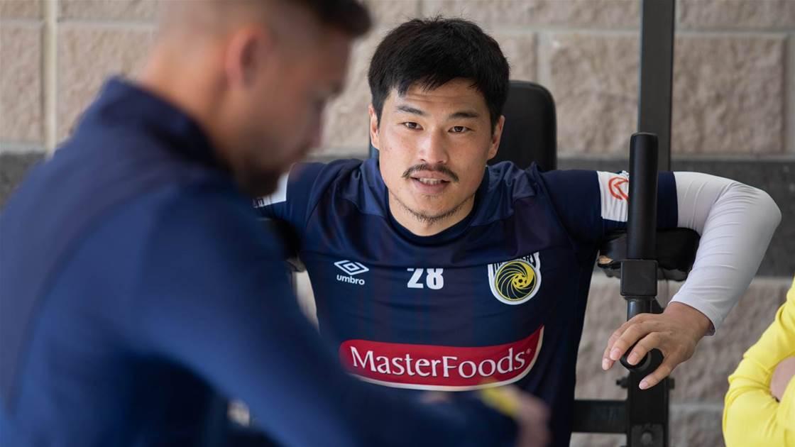 Mariners snap up Korean