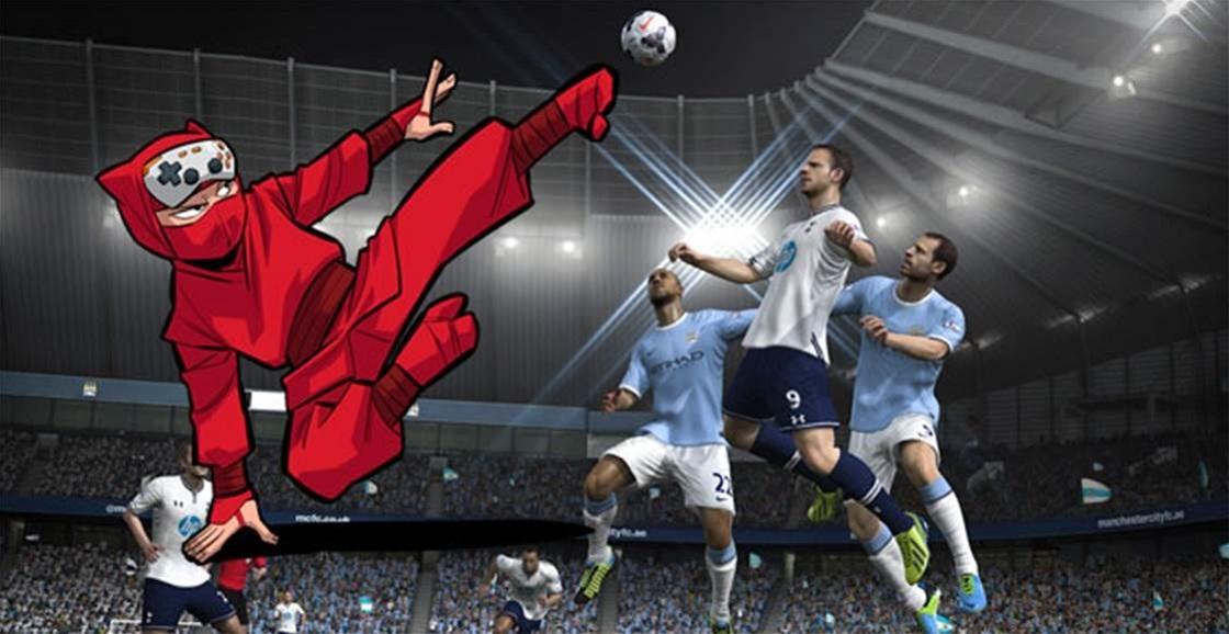 Game Ninja: FIFA 17 (Rabona Shot)