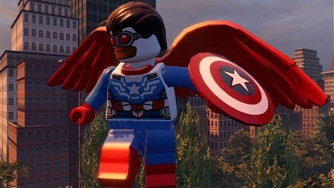 Game Ninja: LEGO Marvel's Avengers (Wasp)