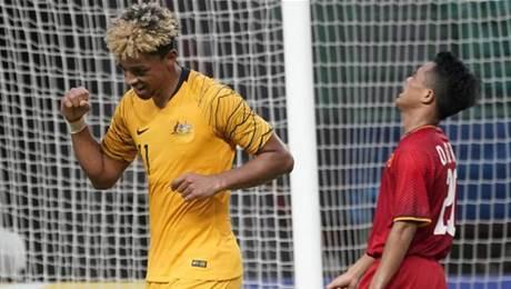 Aussie striker makes return