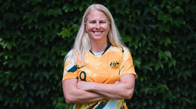 Meet Alicia: The Matildas legend in 'football's Mecca' still celebrating the 'bloody funny times'