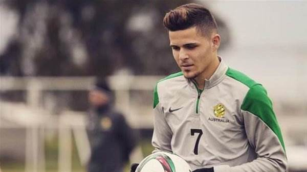 Aussie former 'best talent in world football' signs for Belgian club