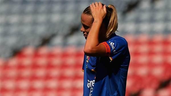 Matildas midfielder exits Newcastle Jets