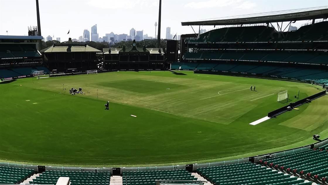 SCG axed for Sydney's Glory fixture