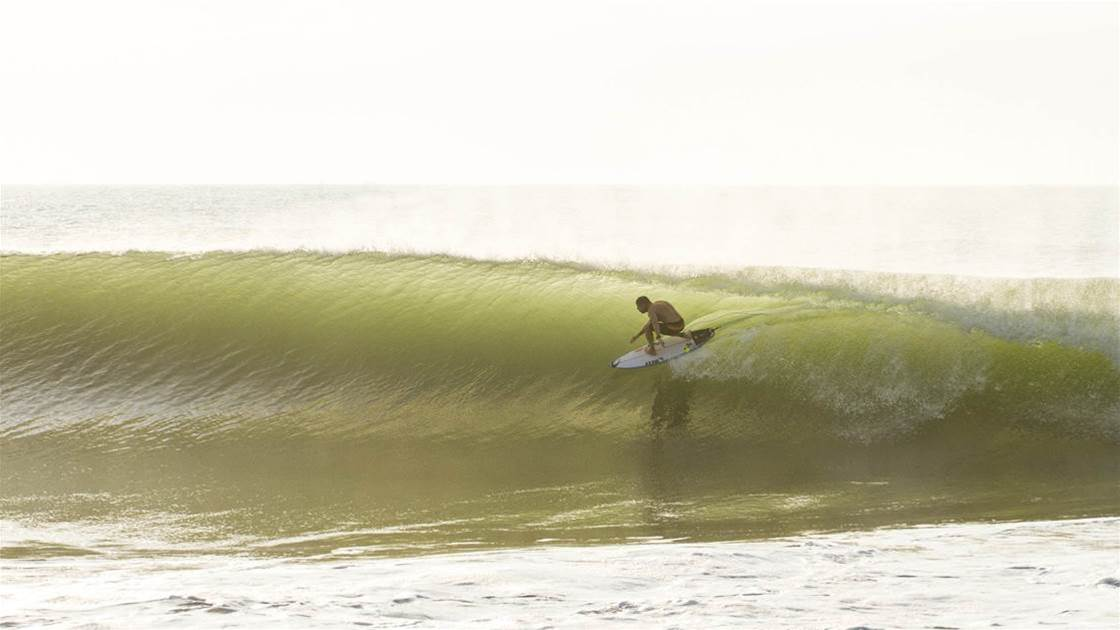 Waves That Mattered: Mick's first session at The Snake