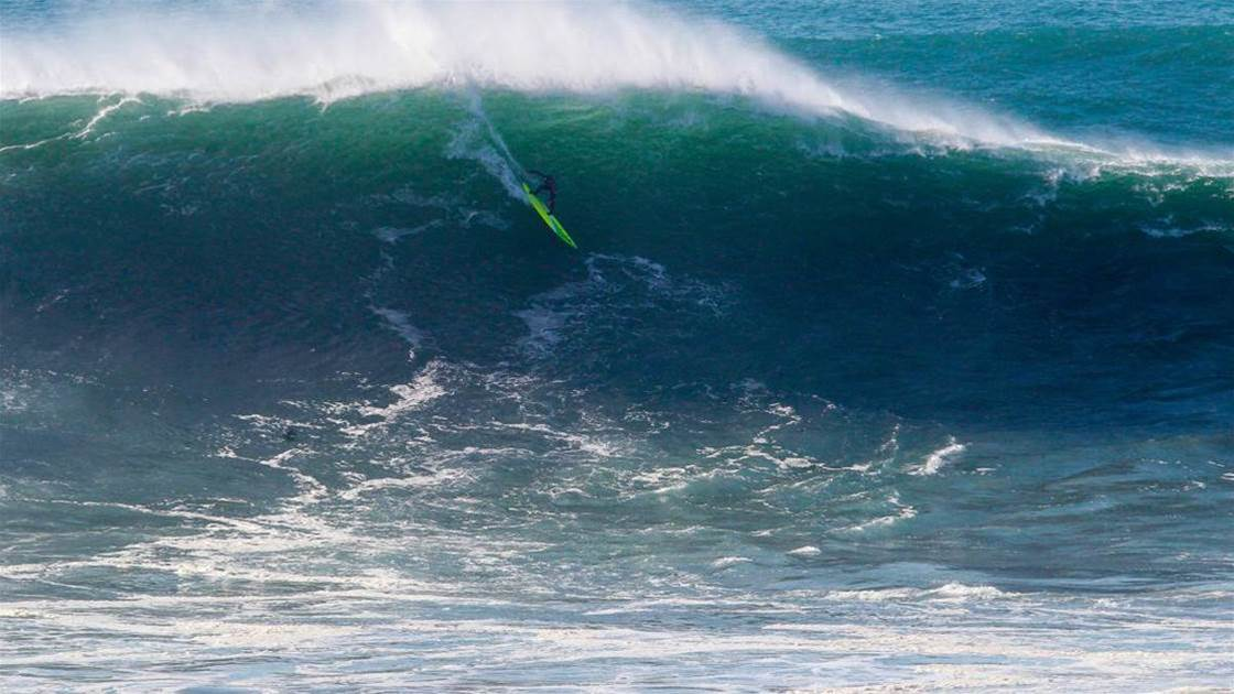 Should Big Wave Surfers Enjoy Equal Pay with WCT Rippers?