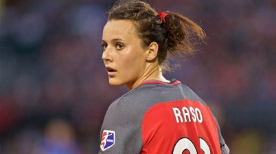 Matildas Abroad: Raso at it again!