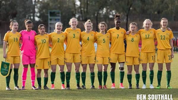 Young Matildas' U23 Championship squad finalised