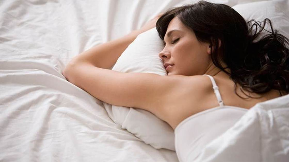 Sleeping better may help burn fat during menopause