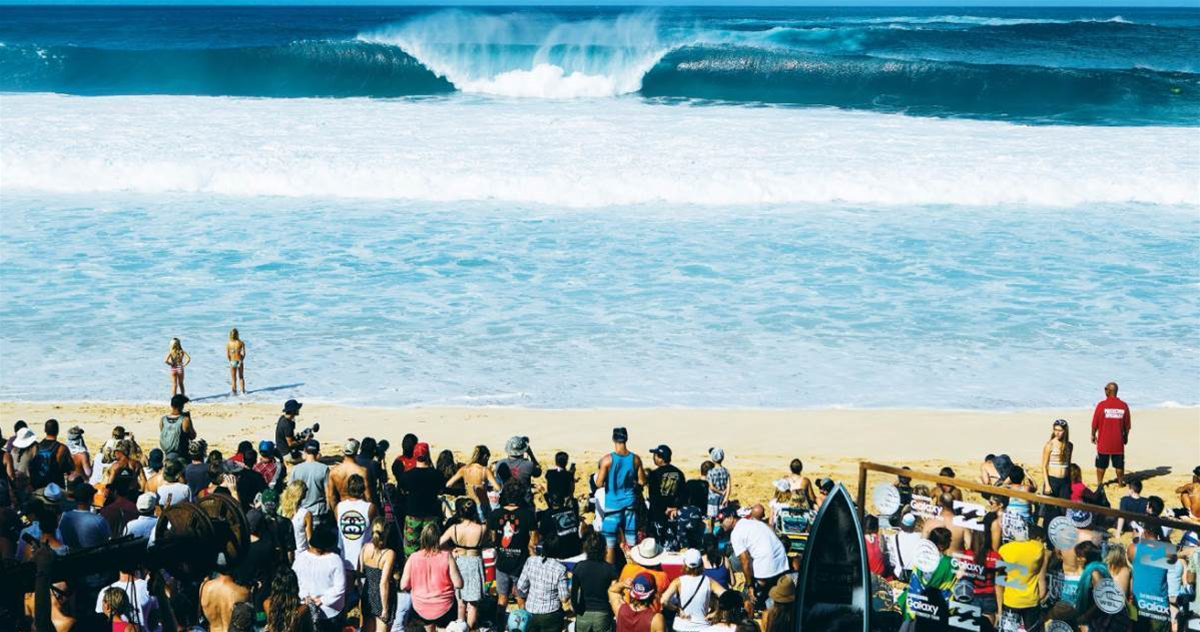 The Fight to Keep the Pipe Masters Event on Tour