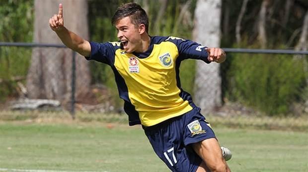 Aussie midfielder makes Serbian debut