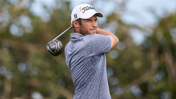 Campbell leads by four at Fiji International