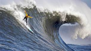 Mavericks In, Mexico Out