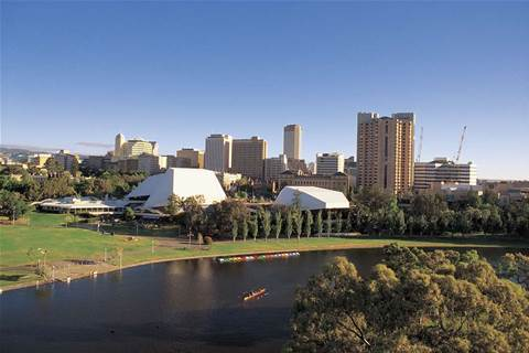 TPG to build Adelaide City's 10Gbps fibre network