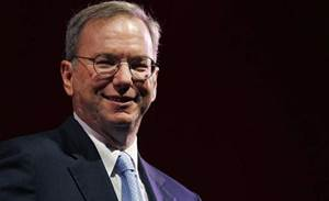 Eric Schmidt to step down as Alphabet chairman