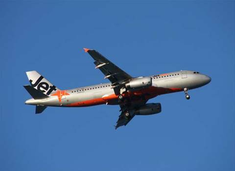 Jetstar says 'no evidence' of check-in link abuse