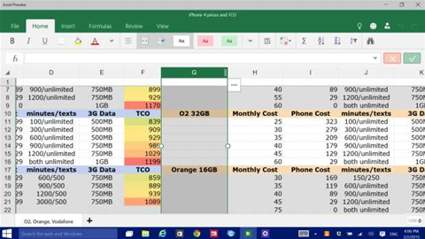 Excel tricks: get answers without writing a formula