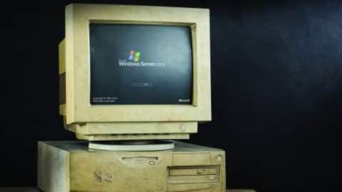 ACT govt still running unsupported operating systems
