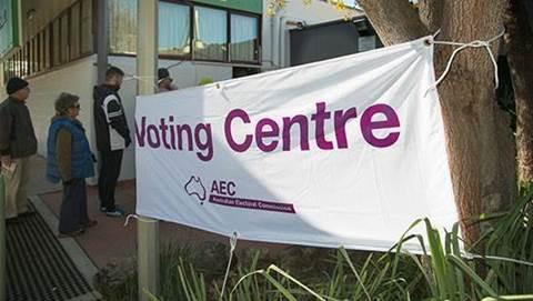 AEC looks to ditch all paper lists on polling day