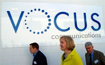 Vocus to axe 300 partners
