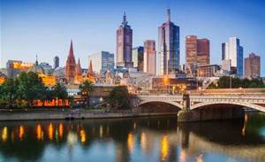 Melbourne goes digital to prepare for population boom