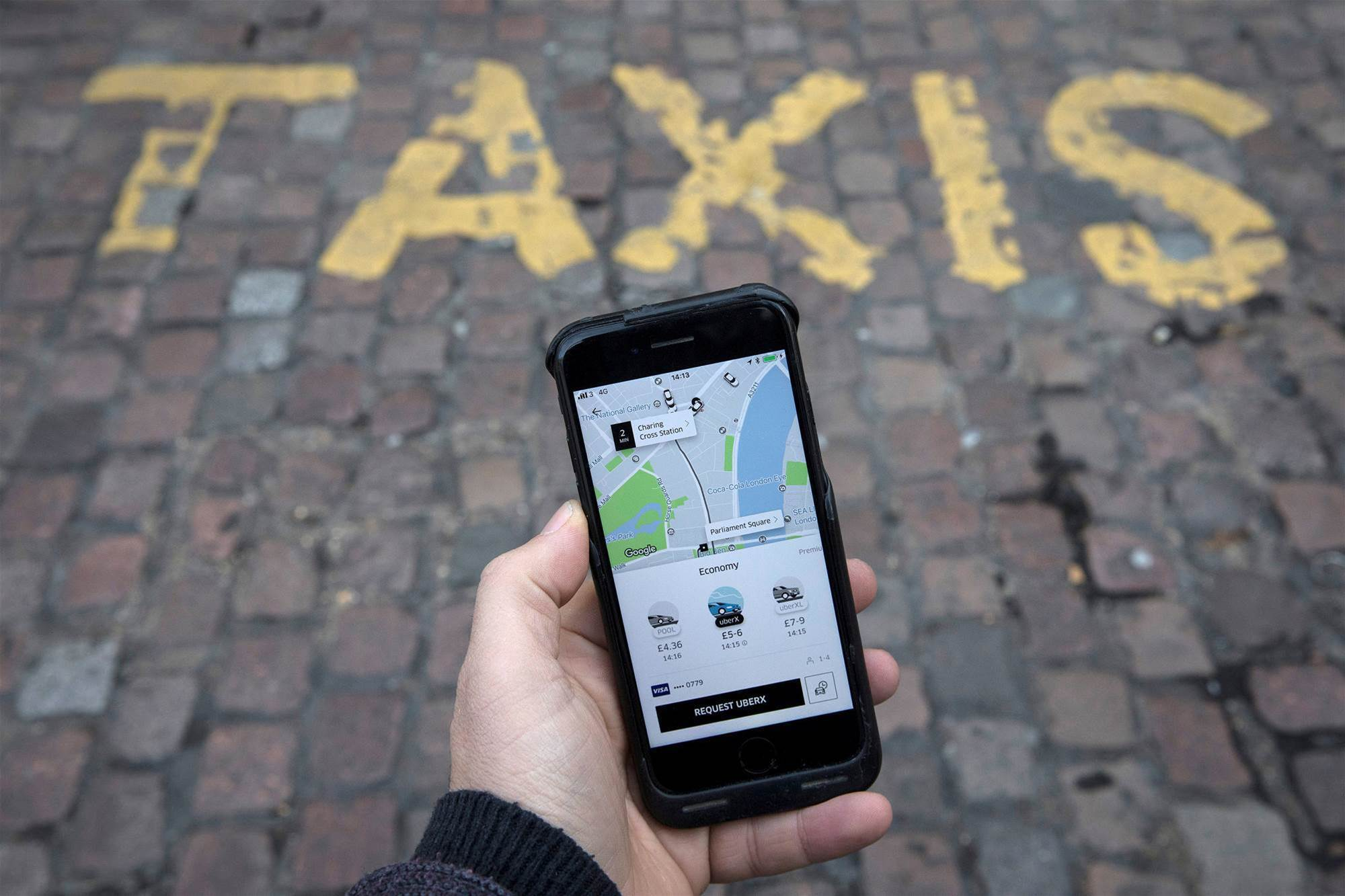 Uber breach triggers global government probes