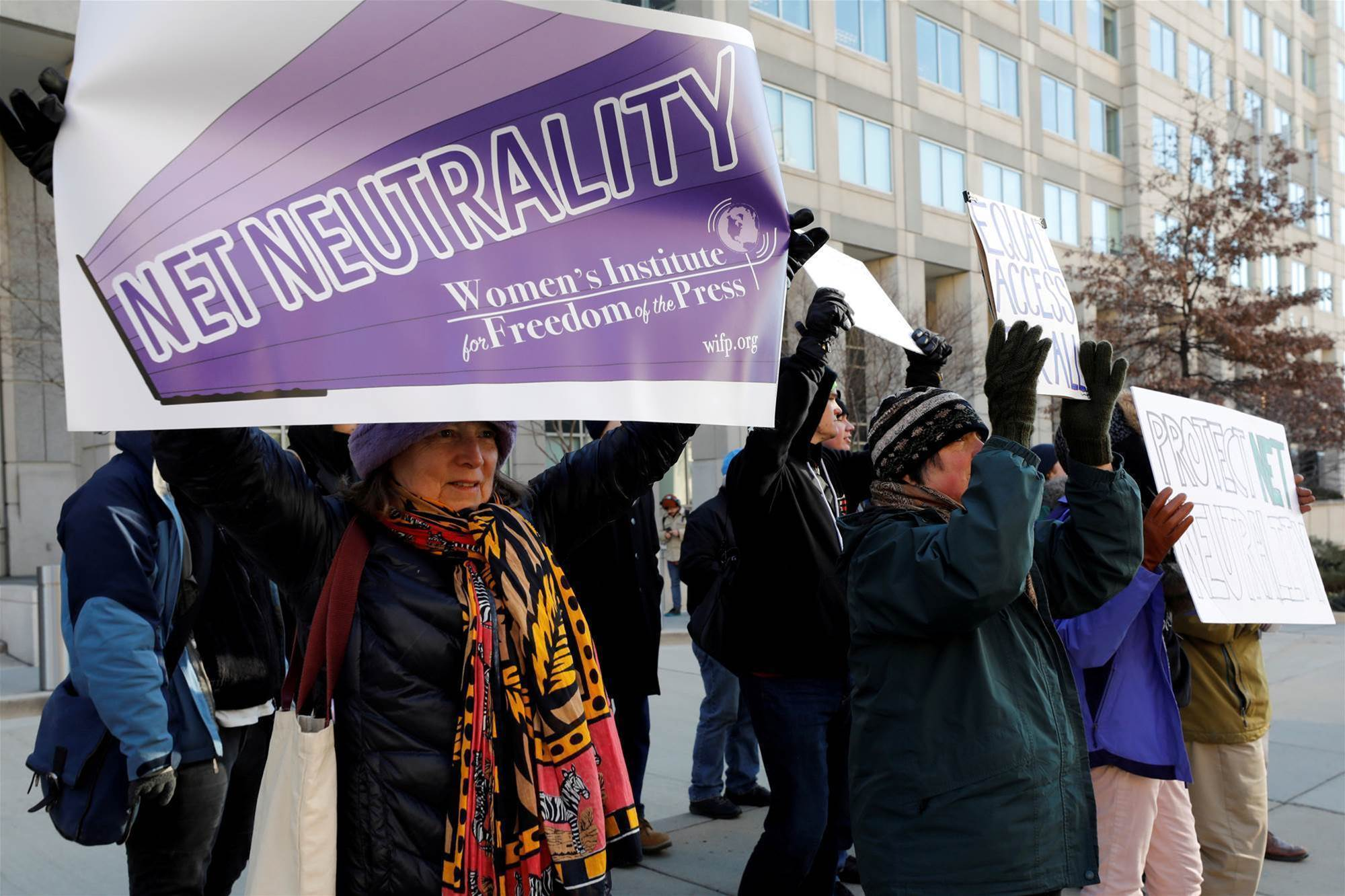 US Federal Communications Commission repeals net neutrality rules