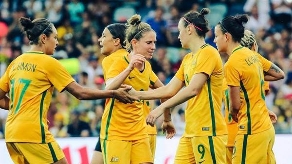 Stajcic names preliminary Matildas squad for Portugal