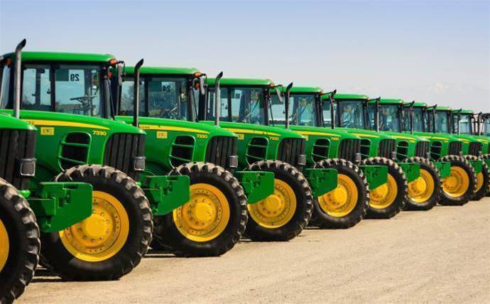 SA farmers share sensor-equipped tractor