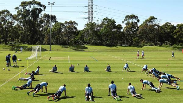 Sydney FC to complete 'Centre of Excellence' in 2021