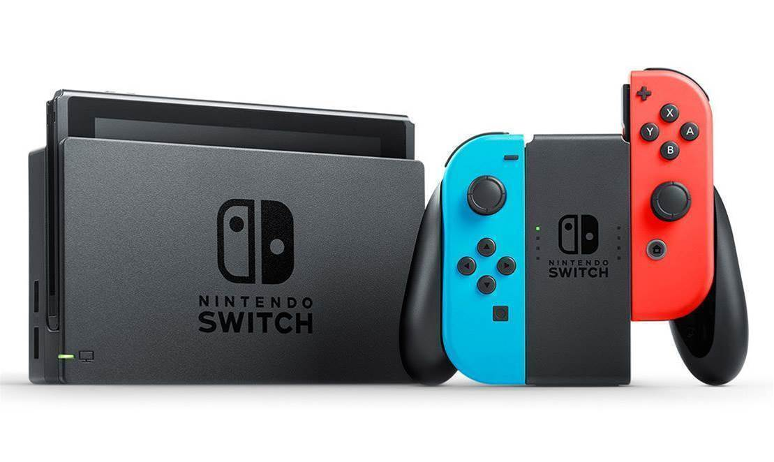 Nine months in, and the Nintendo Switch sales are closing in on lifetime Wii U sales
