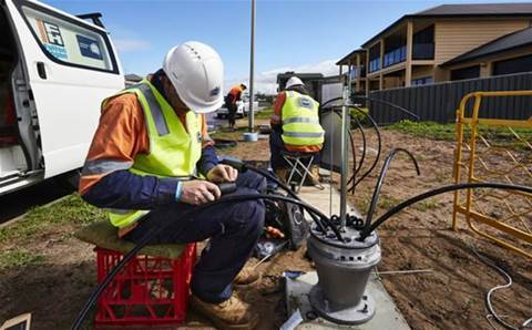 "NBN Co is skipping ""thousands"" of premises a month"