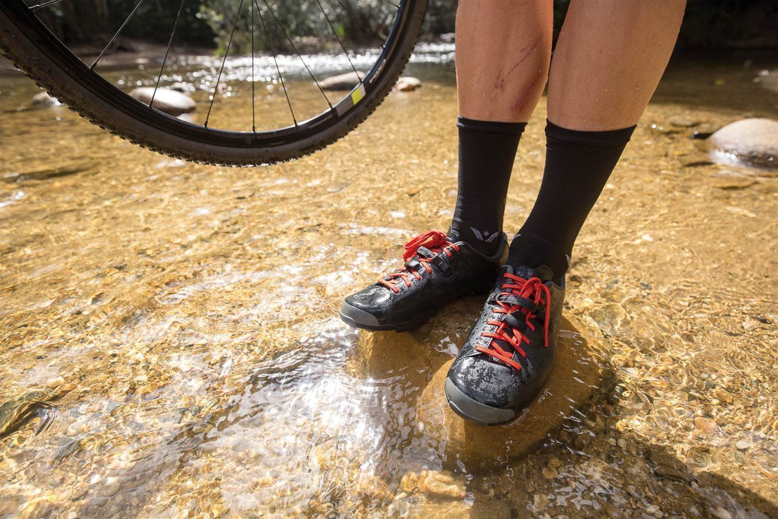 TESTED: Shimano XC5 shoes