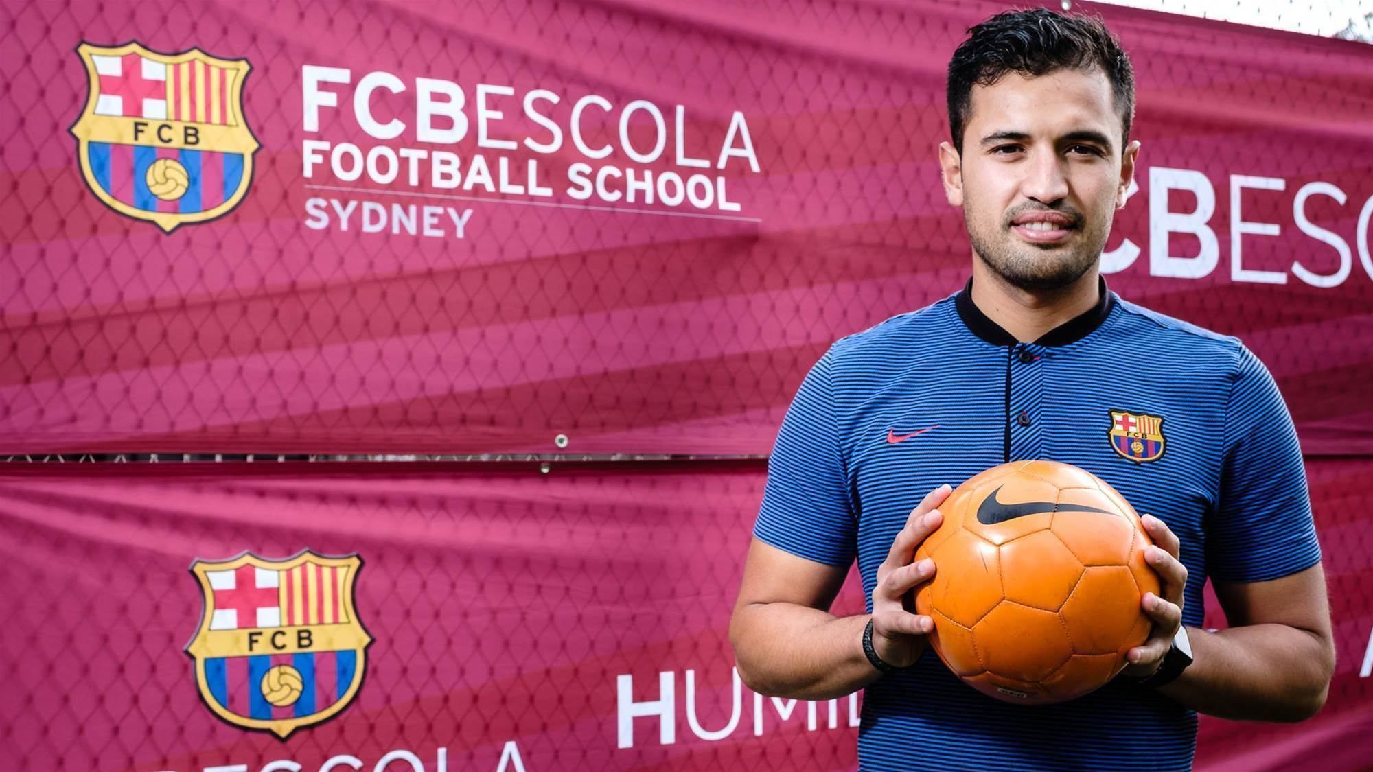FCBEscola: How Aussie kids can play like Messi