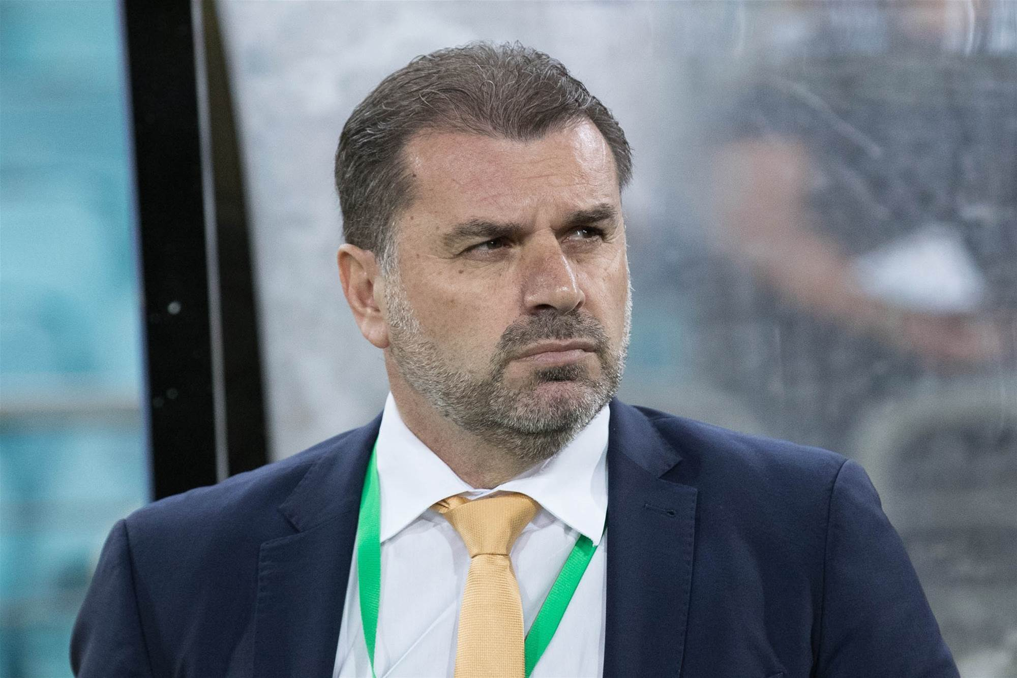 Ange quits Socceroos