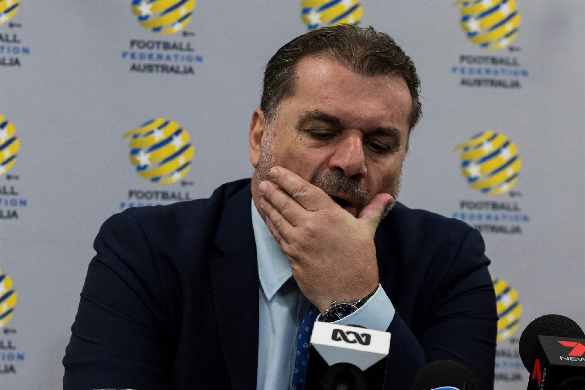"Ange: ""It's not the ending I envisaged"""