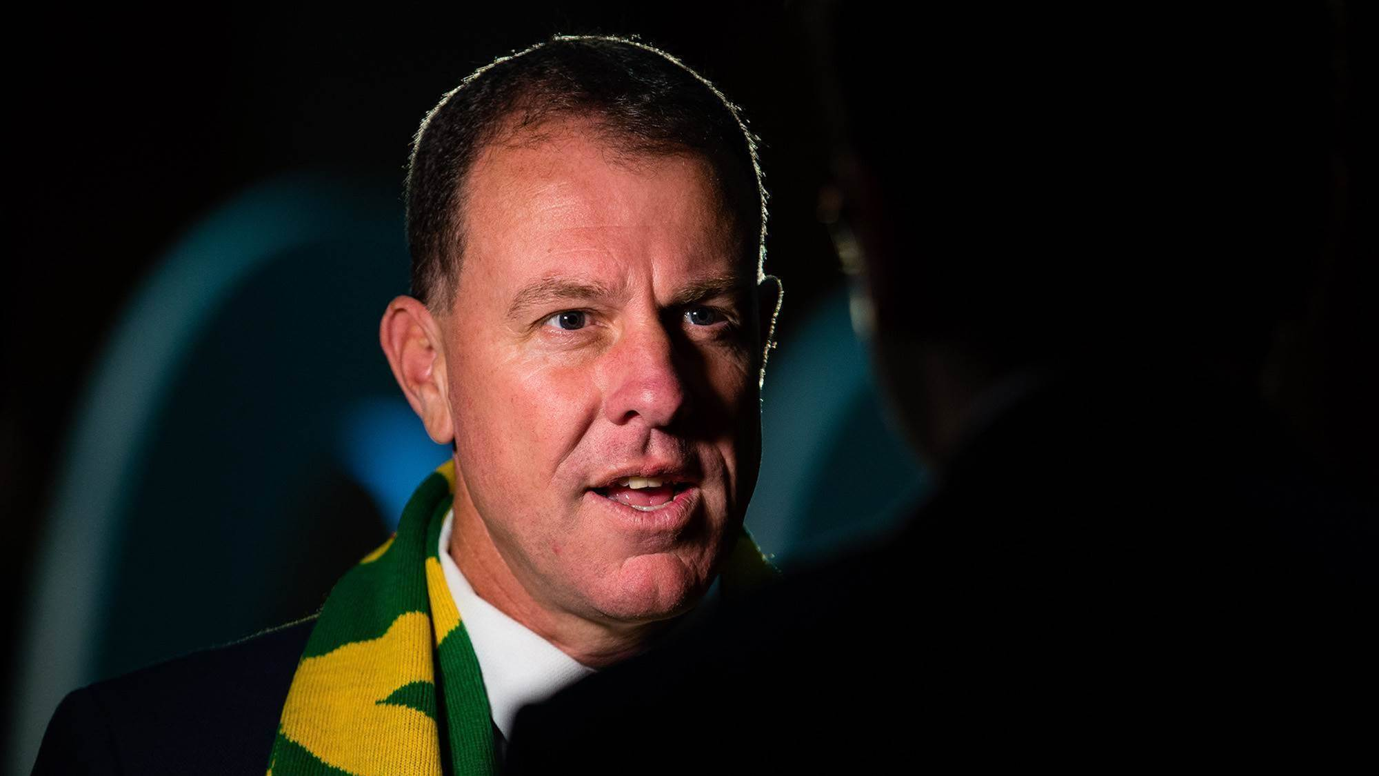 Hands off Alen Stajcic for the Socceroos, says Sam Kerr