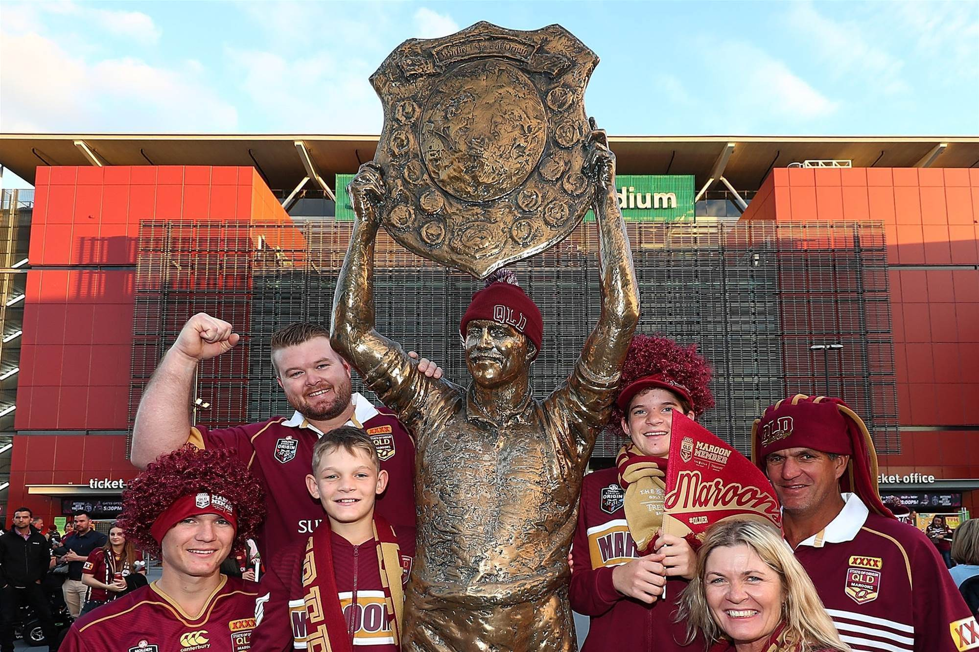 Qld misses out on NRL Grand Final