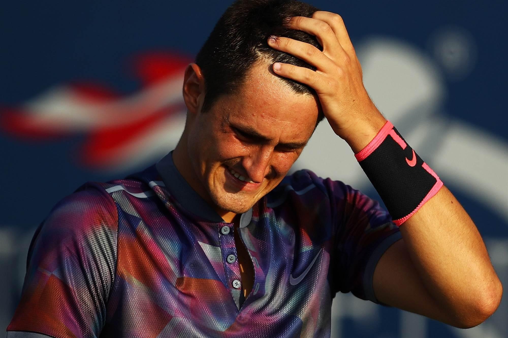 Hewitt unsure of Tomic Aussie Open Wildcard