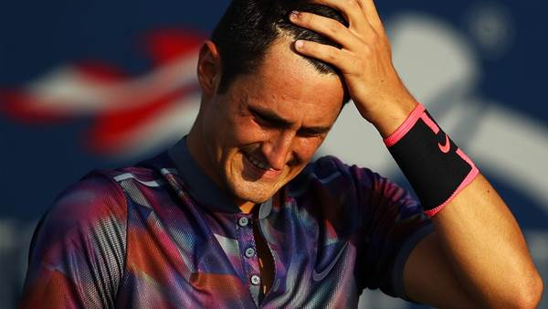 Hewitt unsure of Tomic Aussie Open Wildcard
