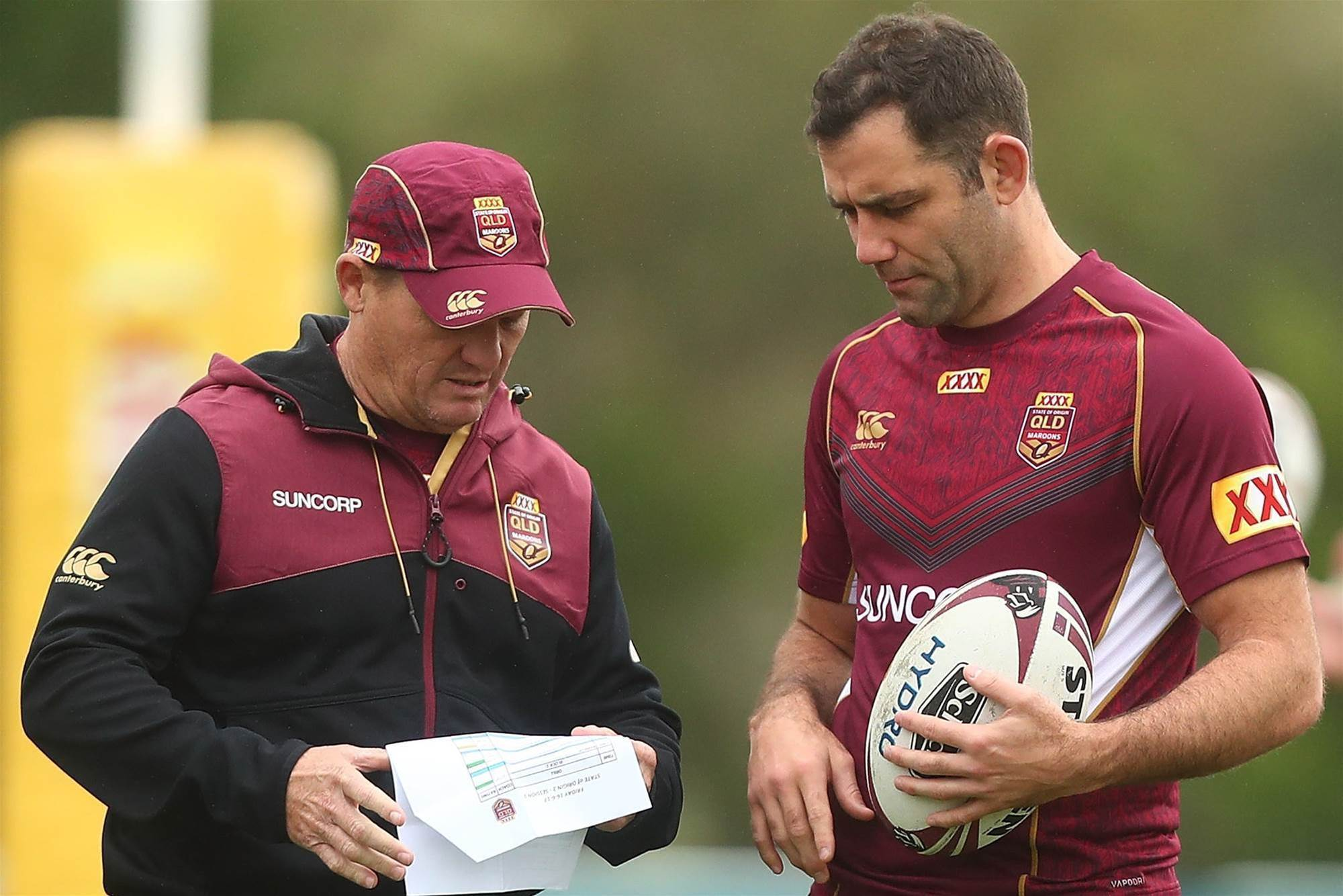 Smith on coaching QLD: 'It's an option'