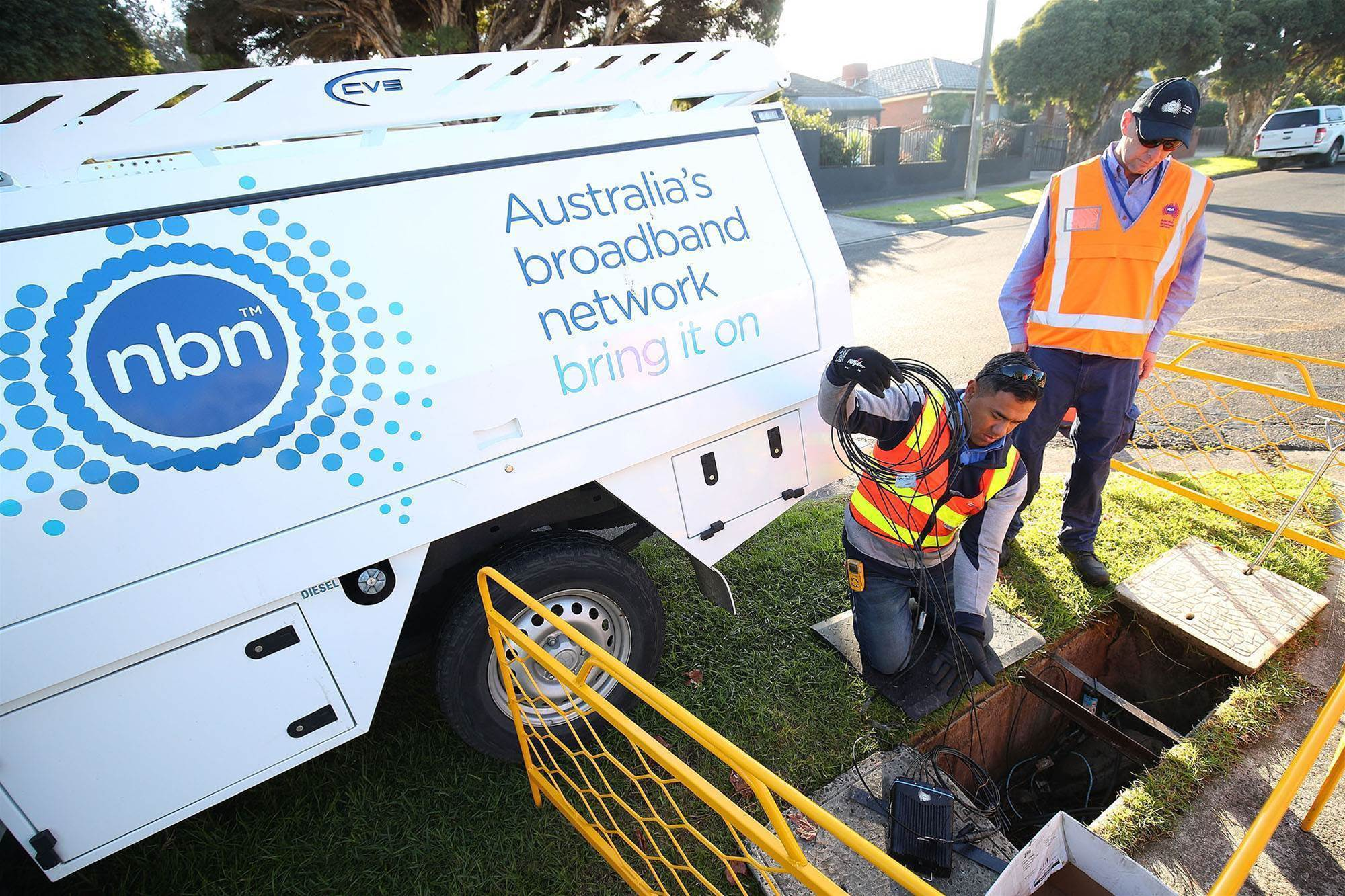 NBN Co freezes new HFC orders