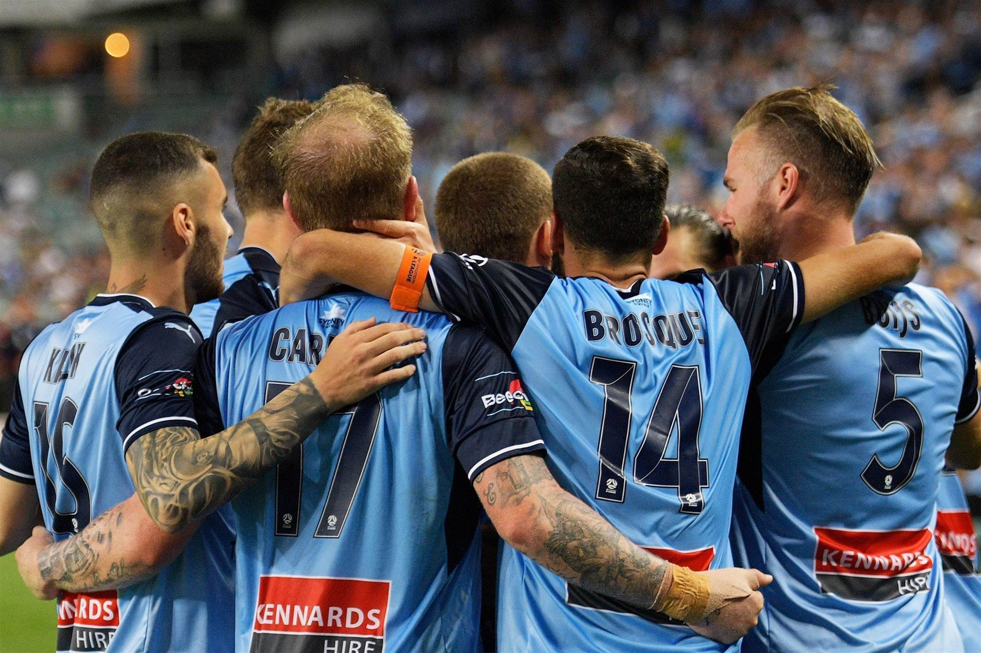 Sydney FC crowned NSW Team of the Year