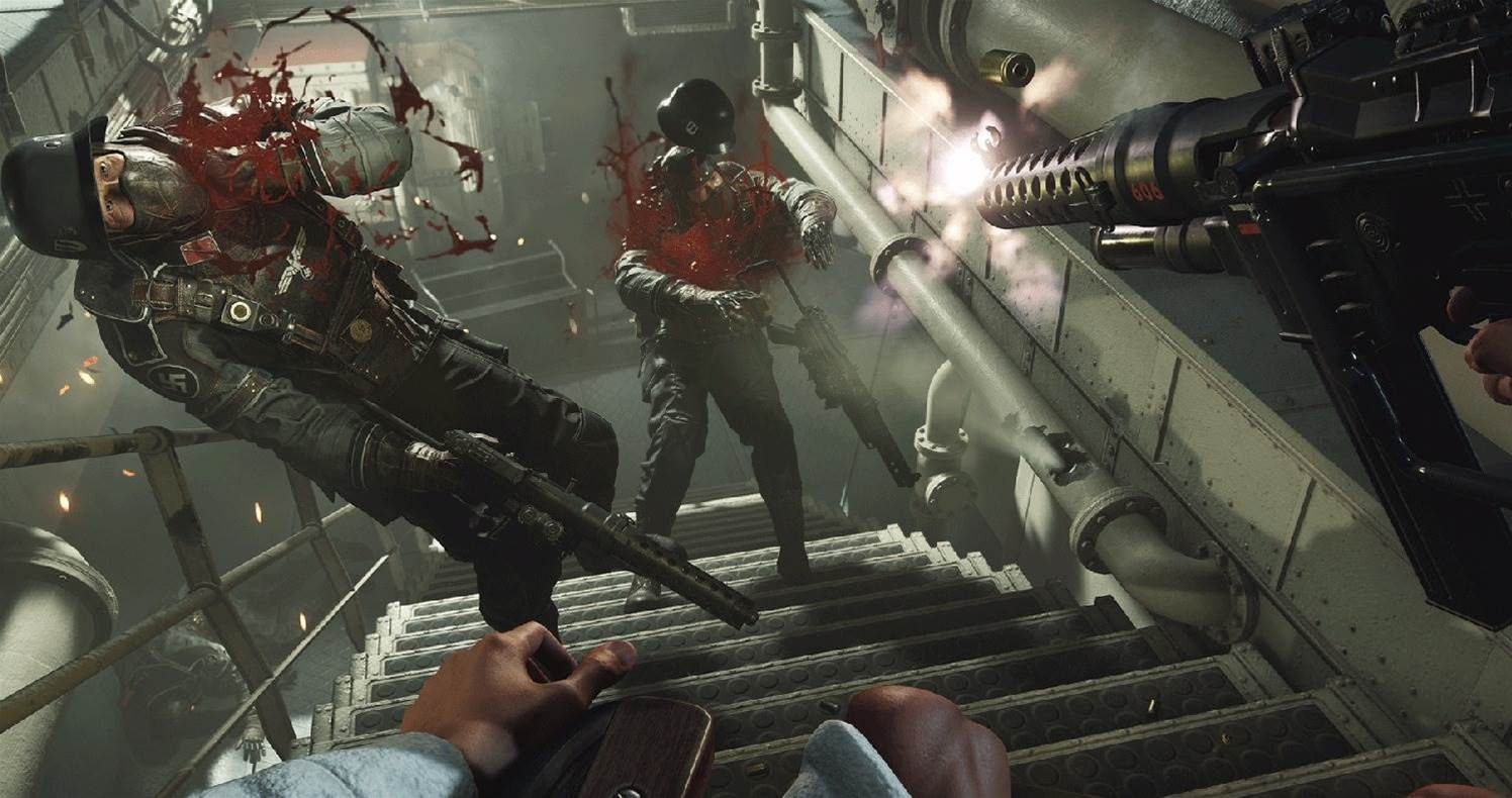 Wolfenstein II-themed protest planned for Milo Yiannopoulos event